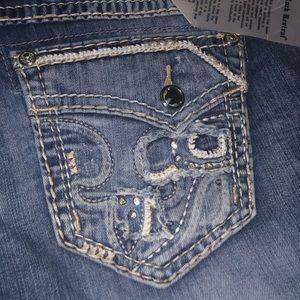 Rock revival stacia mid rise skinny jeans